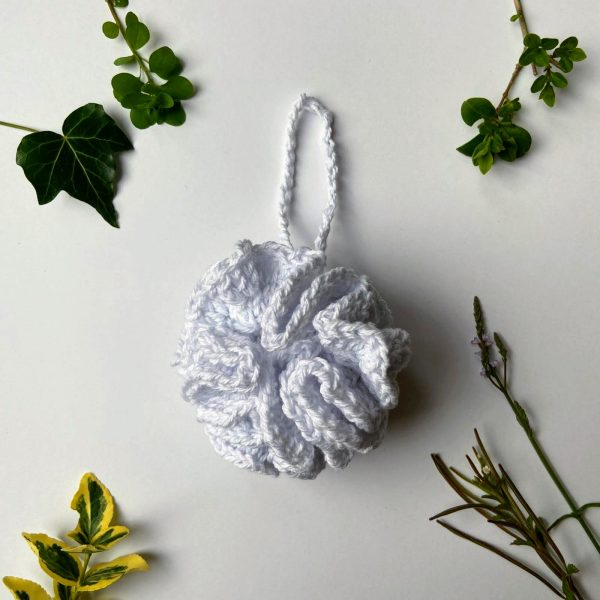 Ecopia Stockport Crocheted Bath Puffs