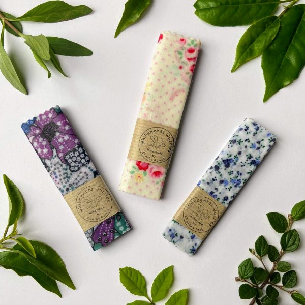 Ecopia Stockport beeswax food wraps