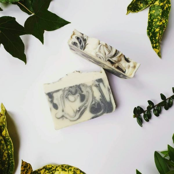 Ecopia Stockport patchouli soap